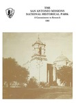 San Antonio Missions National Historical Park: a commitment to research by Gilberto R. Cruz